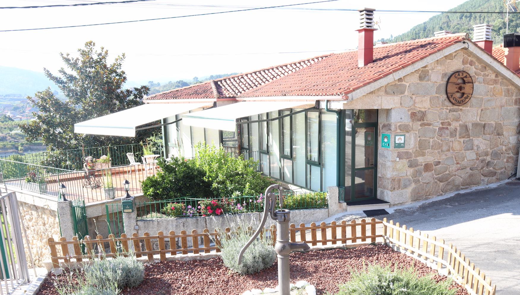 a chairiña casa rural galicia
